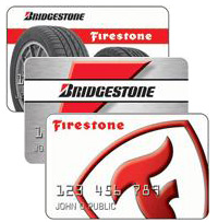 Bridgestone/Firestone Credit CArds